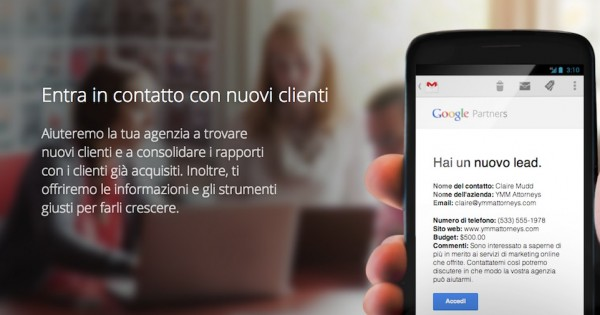Redomino Partner Google AdWords