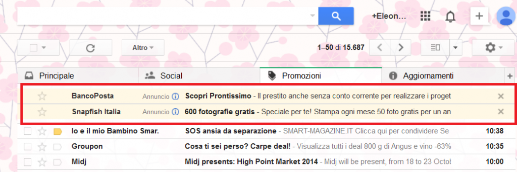 adwords-gmail