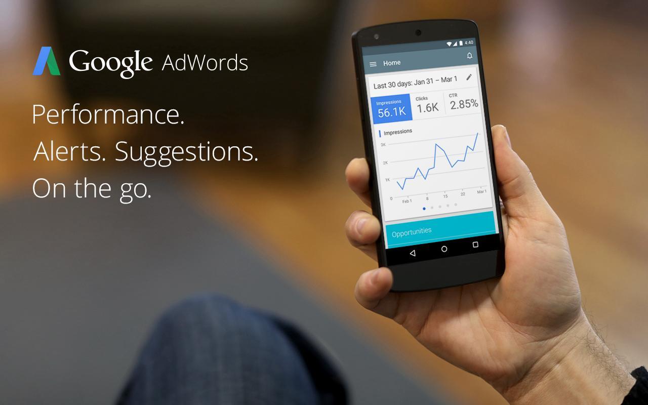 Strategia Google AdWords mobile