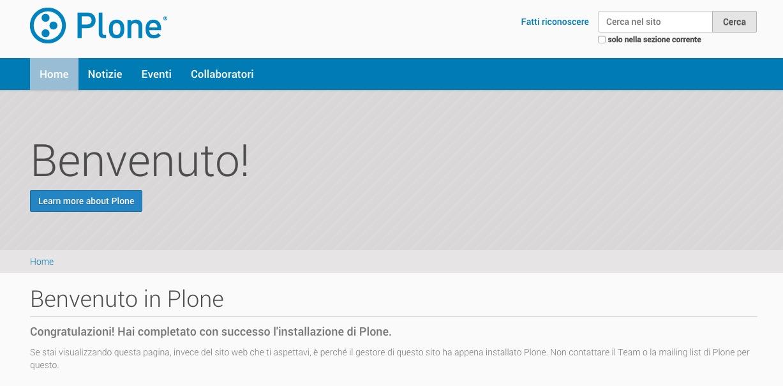 Hosting Plone 5 Redomino