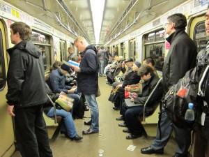 Qui e ora - Metro