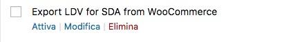 WooCommerce SDA Plugins