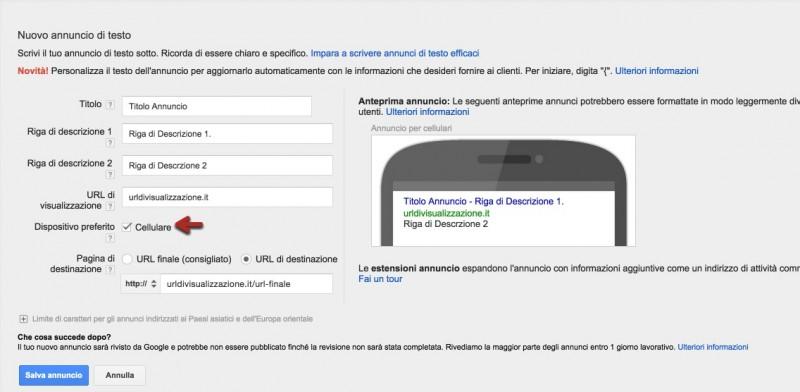 annuncio-adwords-mobile