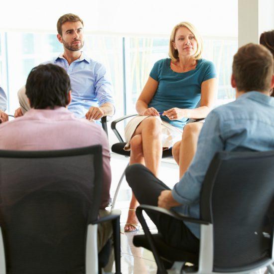 group coaching circle