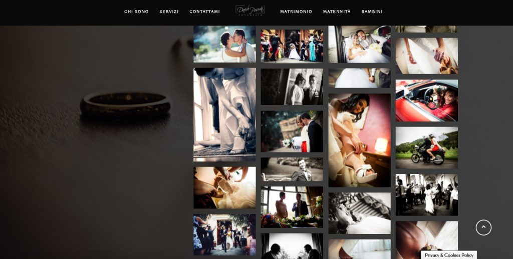 Davide Posenato Fotografo Matrimonio Torino - Galleria di immagini