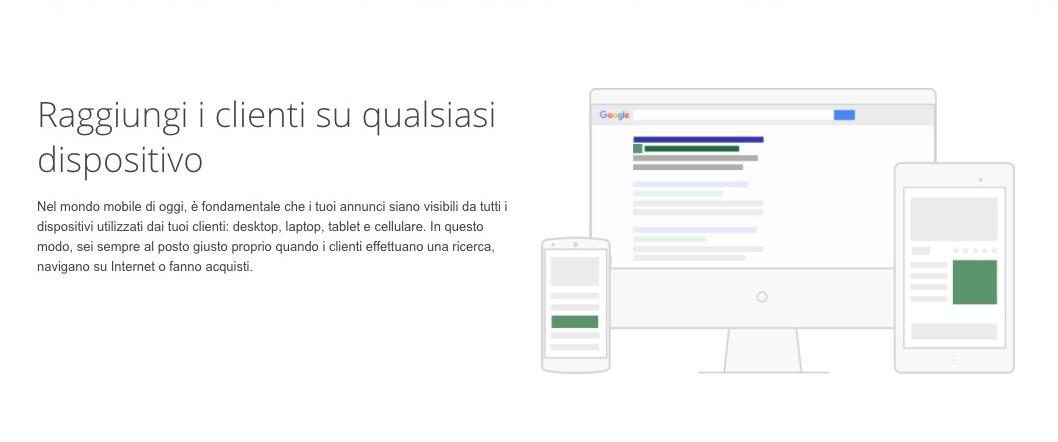consulente google adwords clienti