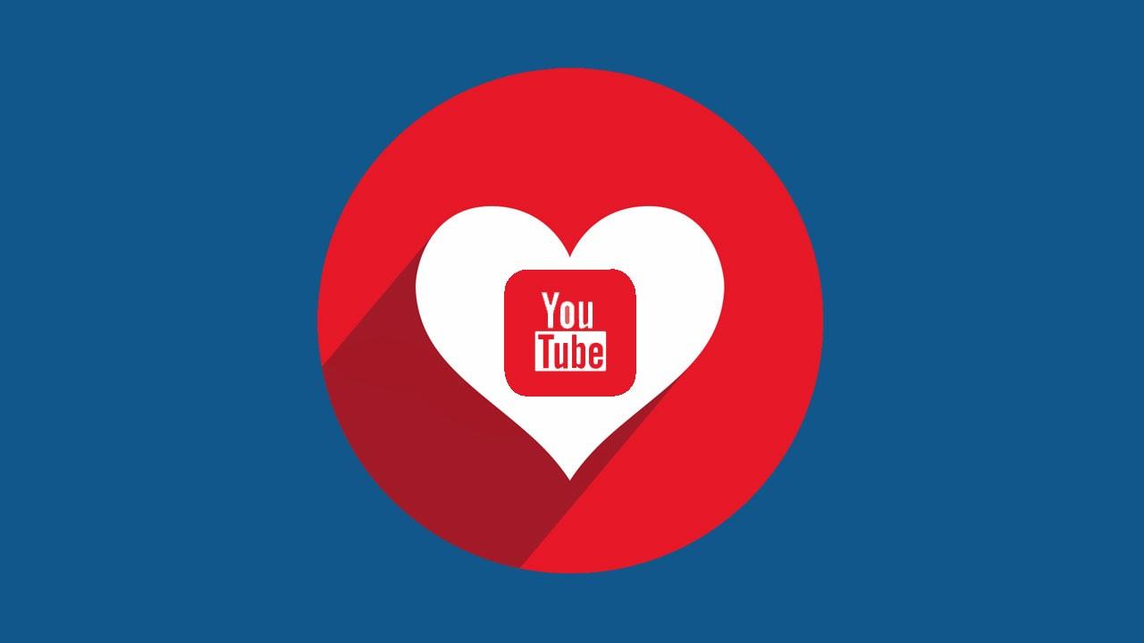 YouTube Come far comparire l'icona giusta di Twitter e Facebook-home