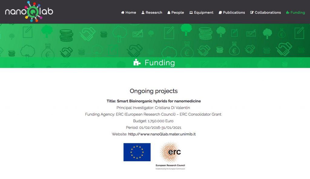 nanoqlab funding