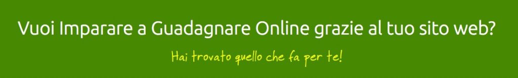 Black Friday - Video Corso - Guadagnare Online