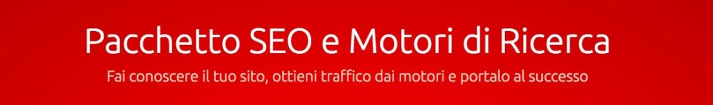 redomino Black Friday 2017- Video Corso SEO