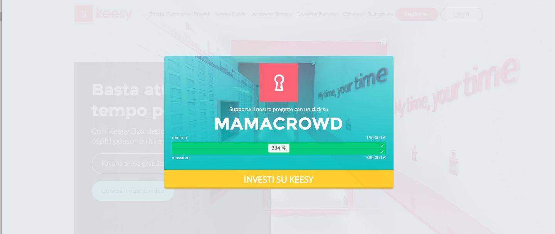 keesy mamacrowd